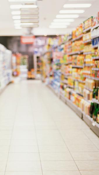 CASA Visual Gestão de Supermercado