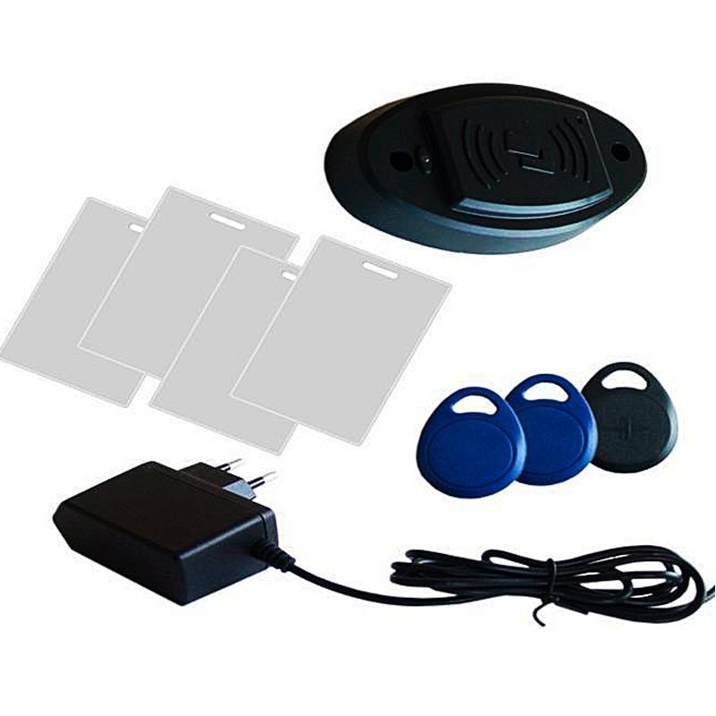 Cartão Frentista e Chaveiro (RFID,1)